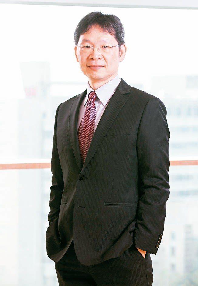 英飛凌大中華區副總裁暨台灣總經理詹啟祥。 英飛凌/提供