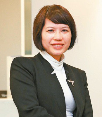 康健人壽客戶價值發展部副總經理陳碧玉。 圖/陳碧玉提供
