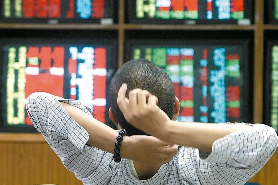台股終場以10,706.72點作收,下跌72.73點。圖/聯合報系資料照片
