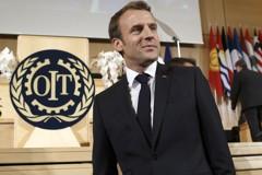英美語強勢 百位名人連署籲馬克宏守護法語