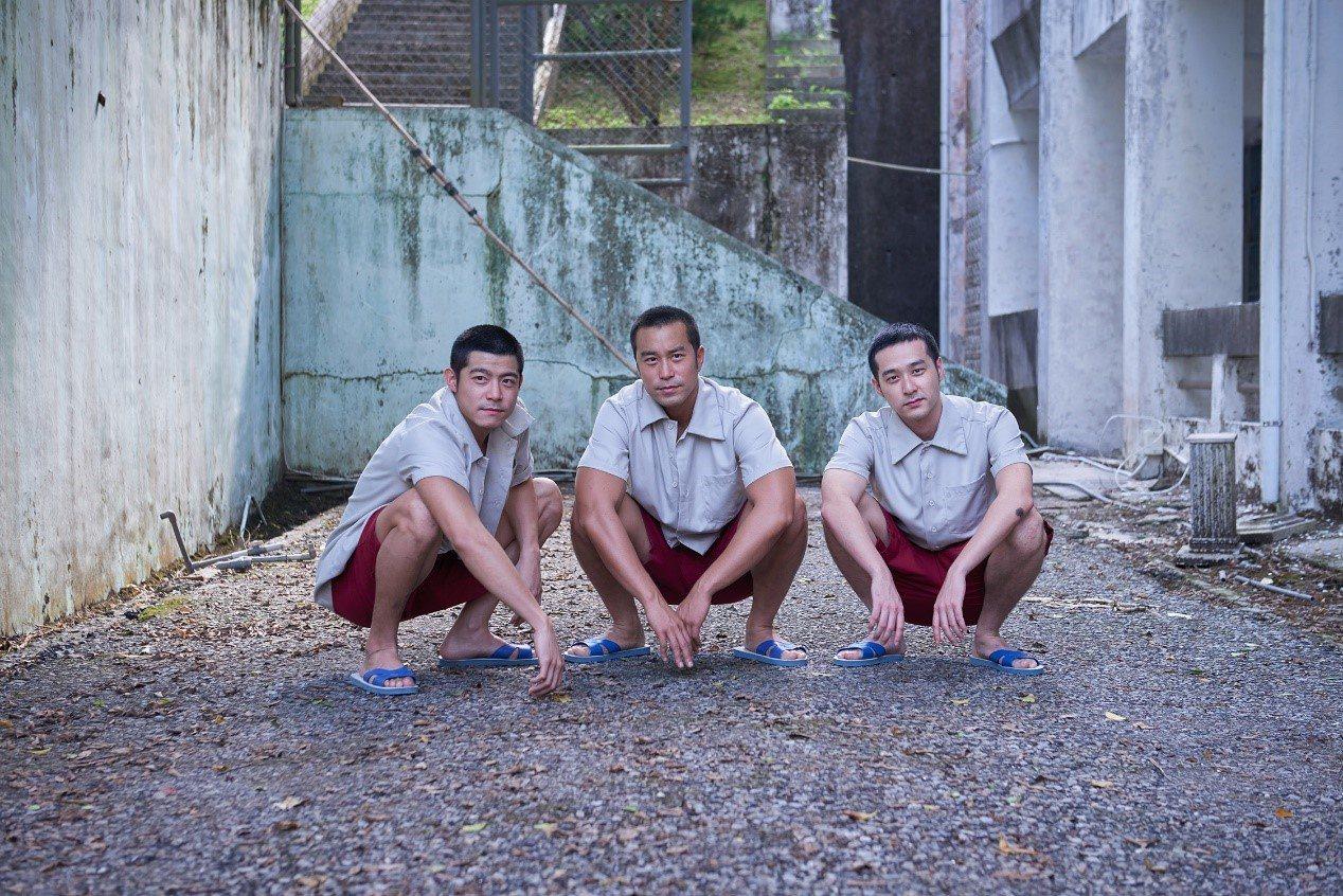 由張孝全(中)主演的首部Netflix原創台劇《罪夢者》於今年底上線,將讓全球1...