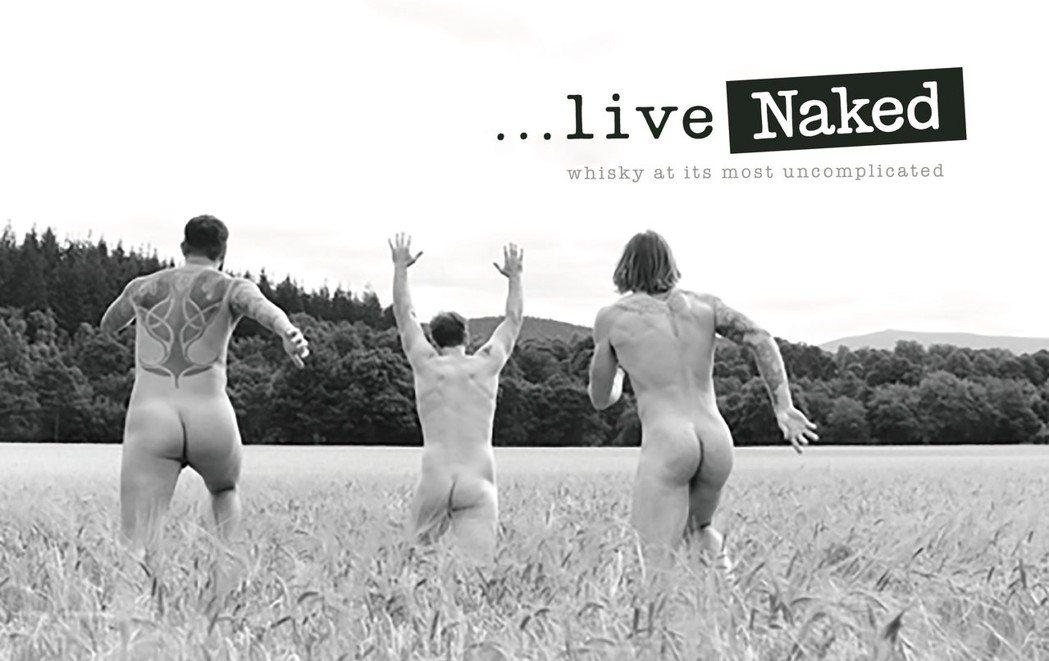 為呼應裸雀Live Naked品牌精神,全球首次舉辦Naked Escape裸放...