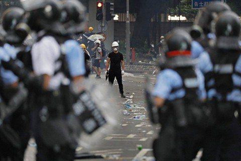 葉國豪/612反送中鎮壓:大國博弈下,一道難以抹滅的歷史傷痕