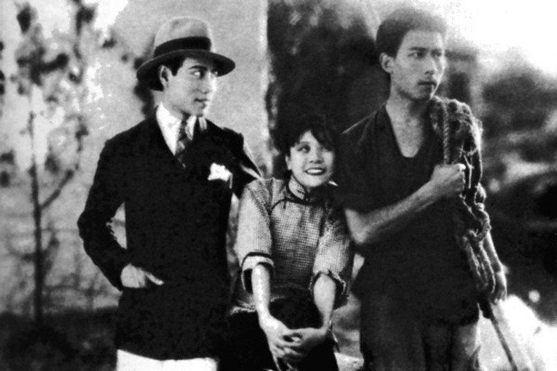 《小玩意》劇照,1933年。 圖/維基共享