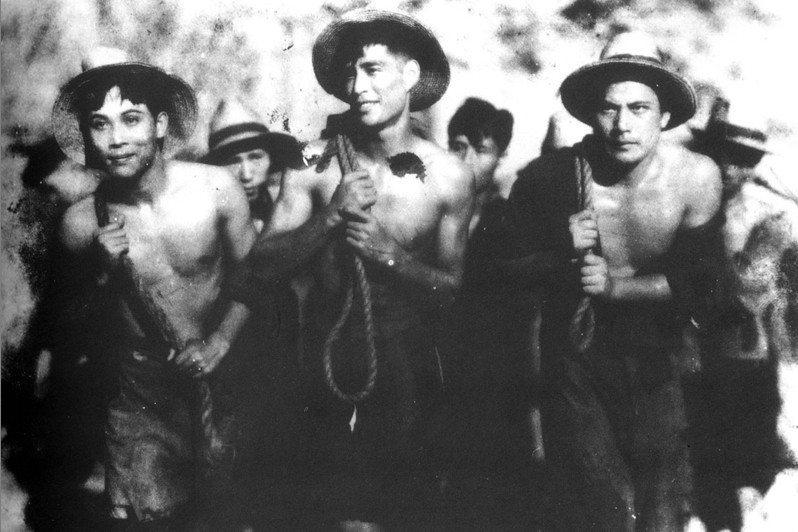 《大路》劇照,1934年。 圖/維基共享