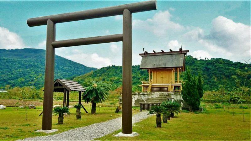 ▲台東縱谷一日遊景點-鹿野神社。(圖/Tripbaa趣吧!亞洲自由行專家)