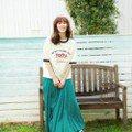 簡單擁有流行度高的穿搭印象!本季注目款T恤就從日本女生造型找靈感