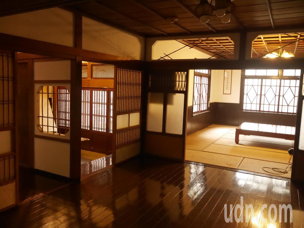 等嘸太子的礦山太子賓館 日式建築有百年九芎樹為伴