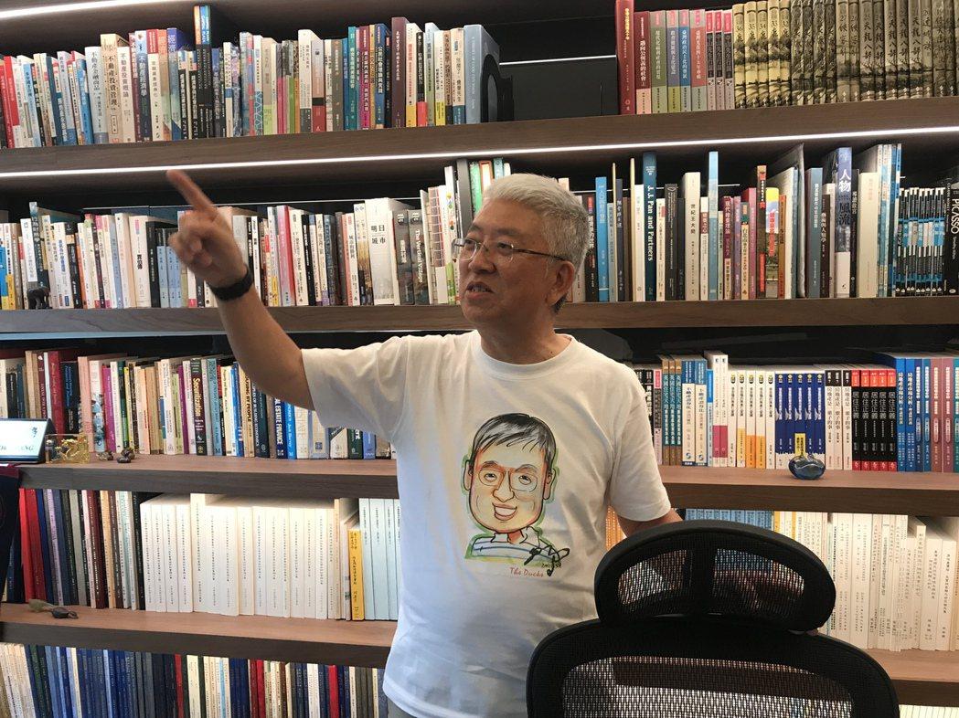 張金鶚 記者游智文/攝影