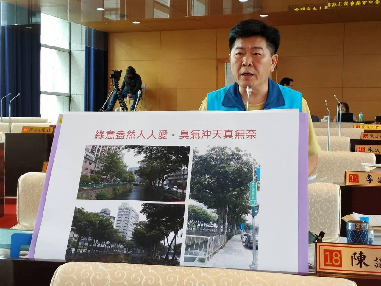台中市議員陳政顯批「青年留農」政策花1.6億只培訓121人,且留農未達六成,是花...