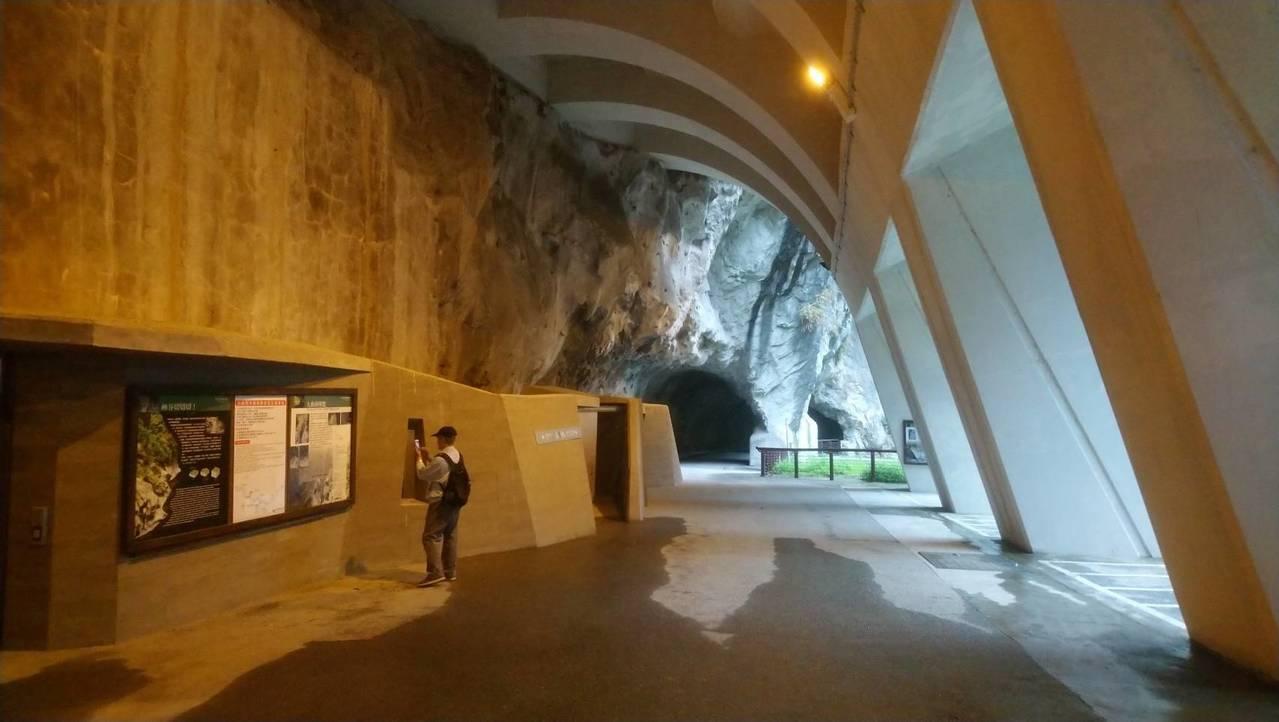 九曲洞步道預計於24日開放。圖/太魯閣國家公園管理處提供
