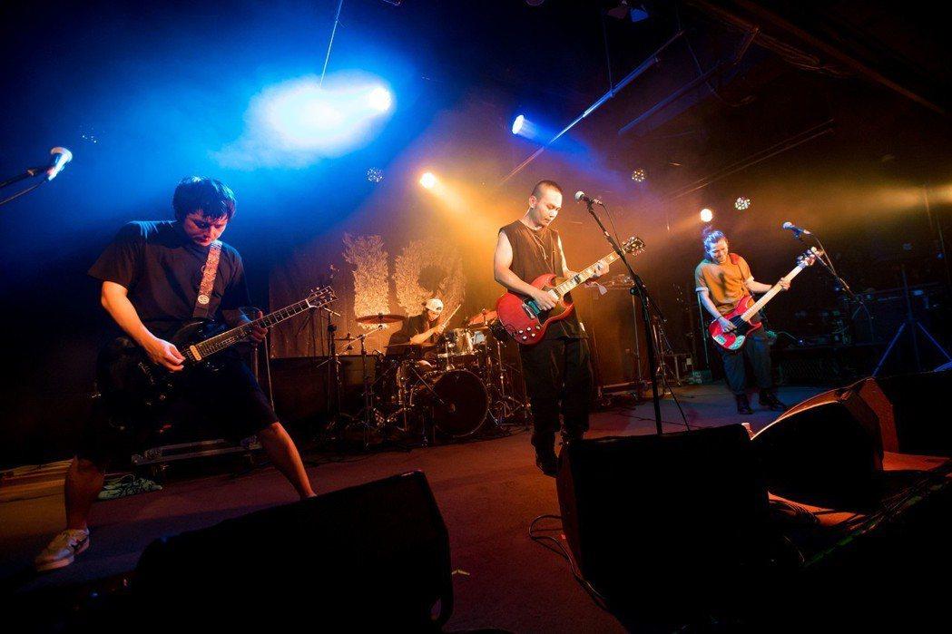 滅火器樂團舉辦「海上的人十週年演唱會」。圖/火氣音樂提供