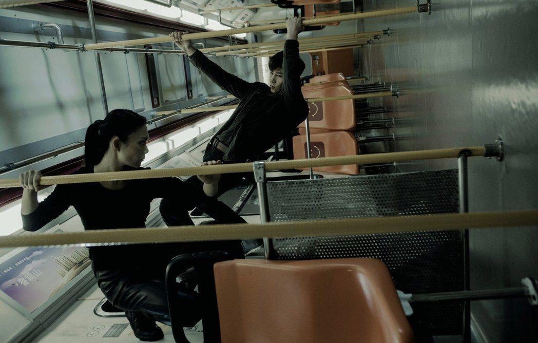 「九龍不敗」6月28日上映。圖/華映提供