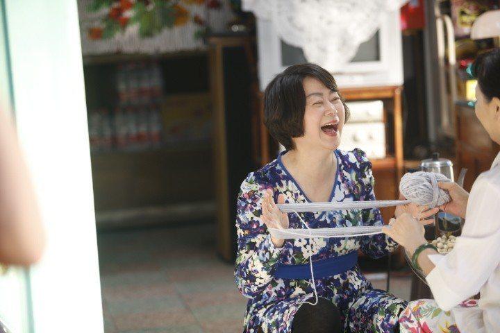 王月片中飾演宋芸樺的媽媽。圖/群星瑞智提供