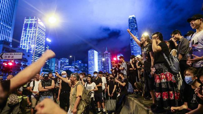 香港最引以為豪的法治和透明正慢慢褪色,這讓今天的香港不但垂垂老矣,更讓未來發展瞬...