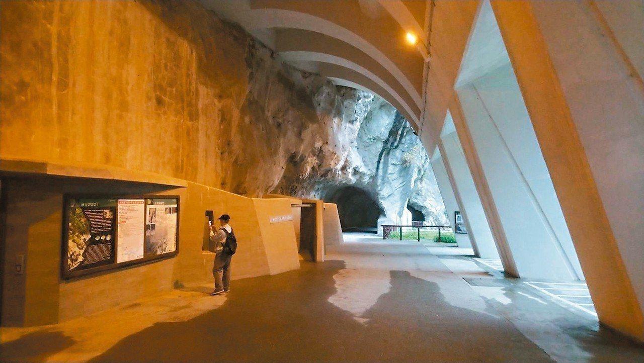 太魯閣九曲洞步道預計24日開放。 圖/太魯閣國家公園管理處提供