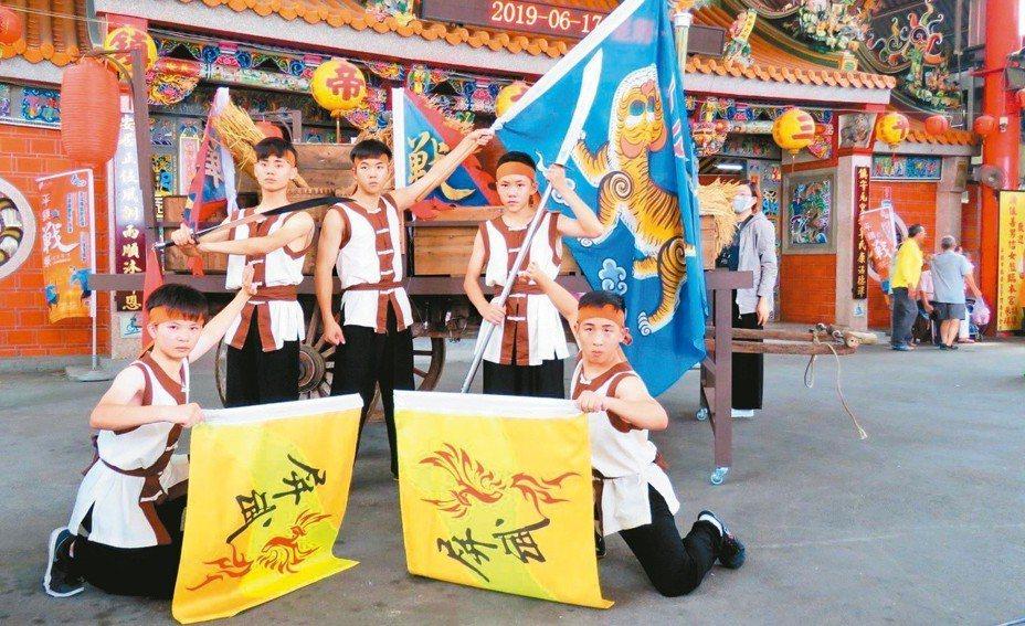乙未客家戰役文化季-平鎮戰祭系列活動將於6月29日舉行。 記者張弘昌/攝影