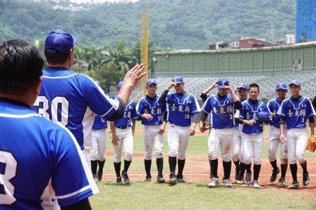 華南青少棒/冠軍組合出爐 台東拚近20年首冠