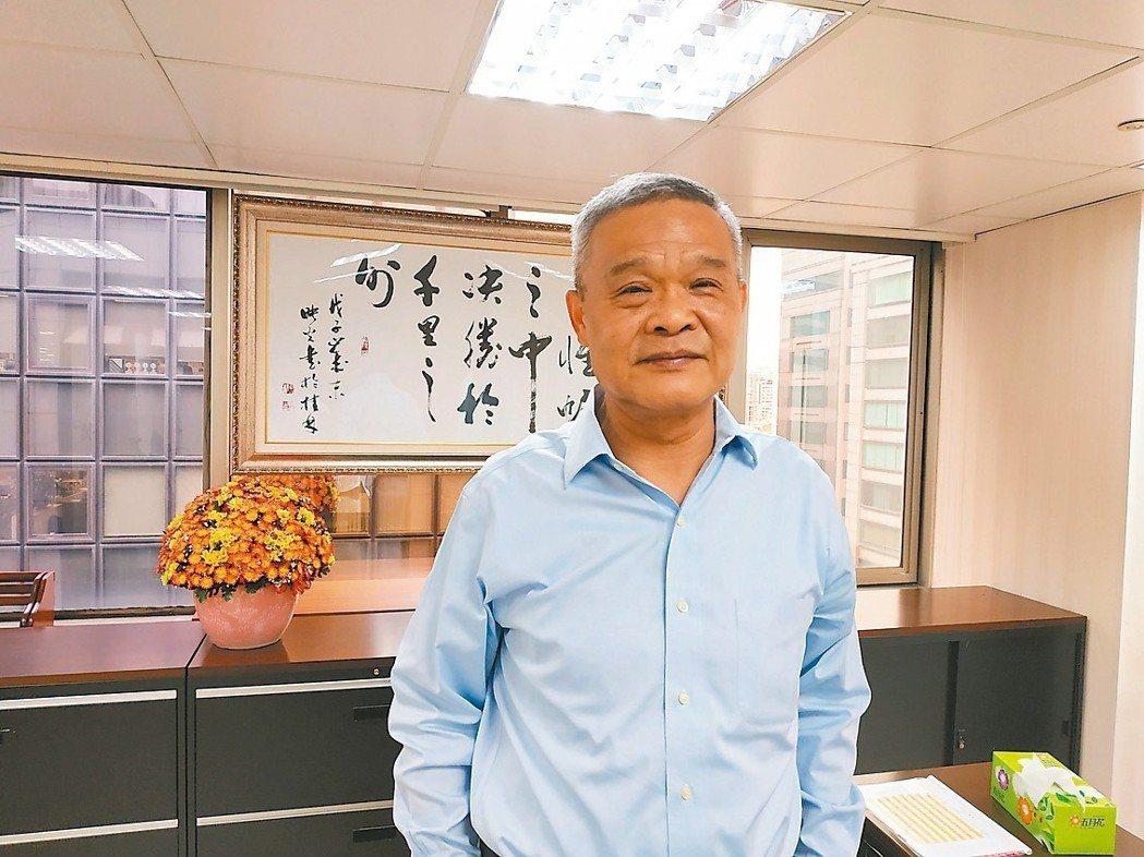 味全總經理張教華 記者何秀玲/攝影