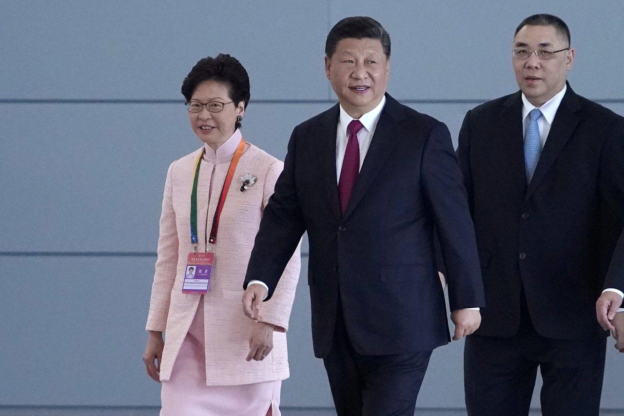 分析:香港大規模抗議只是反抗習近平集權統治的開始 路透社