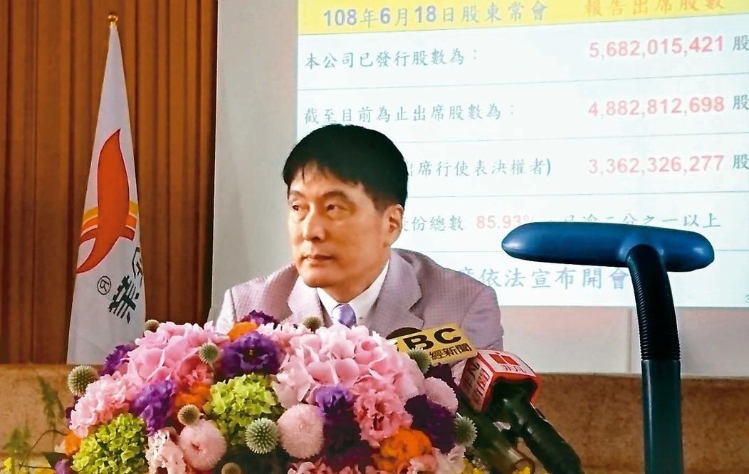 統一董事長羅智先。 記者黃淑惠/攝影
