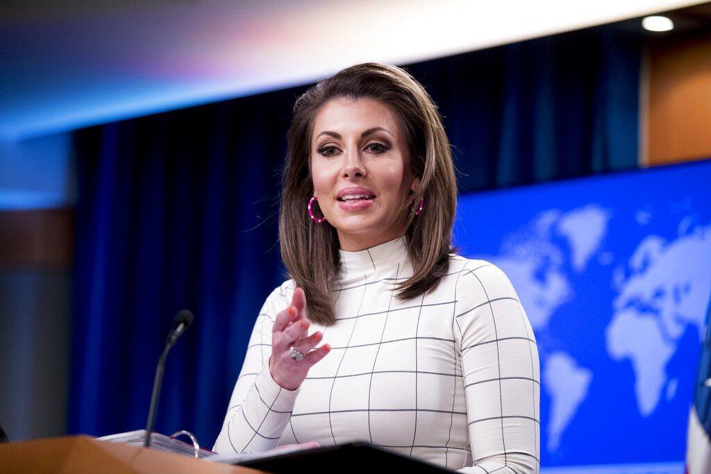美國國務院發言人歐塔加斯表示,中美洲北三角國家的援助計畫「已完成審查」。 美聯社