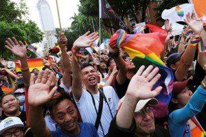 戴達衛/德媒看台灣通過同婚專法——翻譯的失誤和歡呼之間