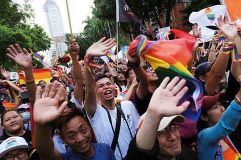 德媒看台灣通過同婚專法——翻譯的失誤和歡呼之間