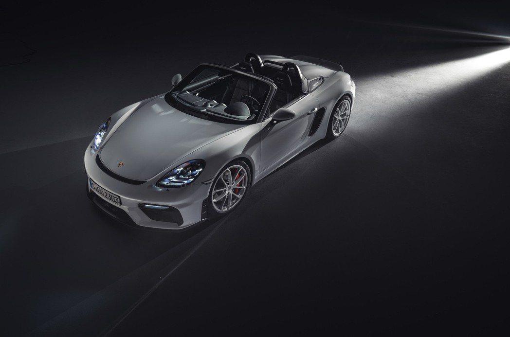全新718 GT4車系全球發表,台灣開始預售。 Porsche Taiwan提供