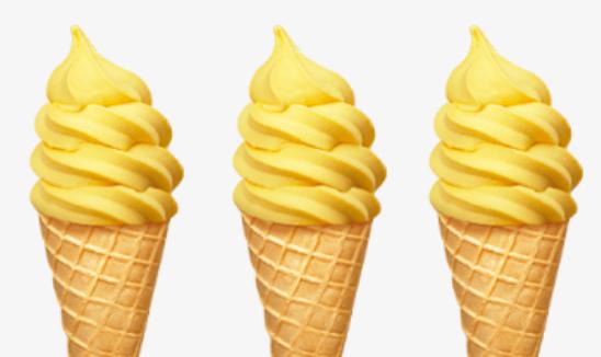 IKEA「芒果霜淇淋」回歸了!圖/IKEA提供