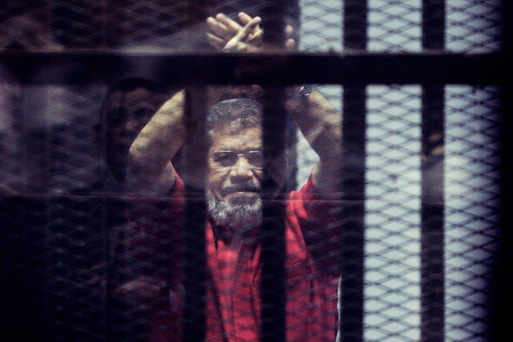 埃及前總統、同時也是埃及第一位民主直選的國家領導人——穆罕默德.穆爾西(Moha...