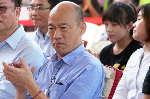 復仇感下的韓流:韓國瑜會是最強「藍血人」嗎?
