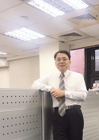 777遺囑生產器發想設計的劉韋德律師。 圖/劉韋德提供