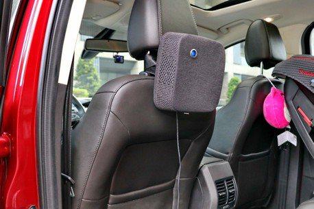 【開箱】把好空氣留在車裡 Blueair Cabin P2i車用空氣清淨機