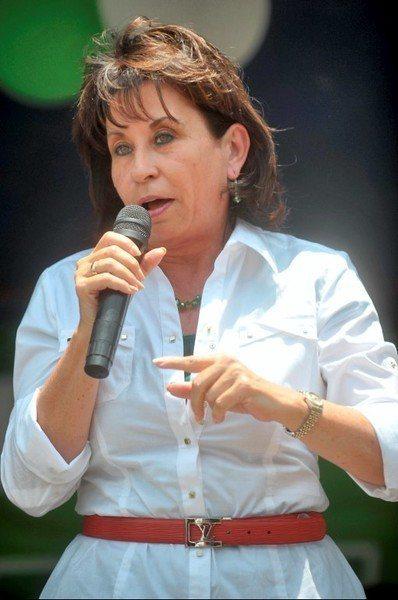 瓜地馬拉總統初選很可能選不出結果,前第一夫人托蕾絲稍佔優勢,但仍得戰到8月11日...