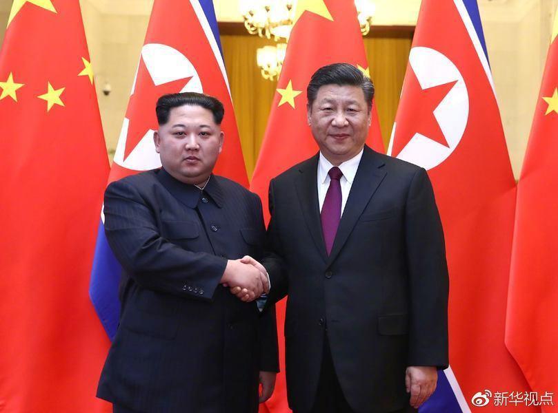 習近平將於20日出訪北韓,這是他上任以來第1次。(Photo_by_新華社臉書粉...
