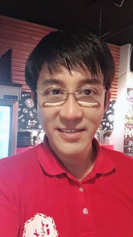 江明學傳出在租屋處輕生。圖/摘自臉書