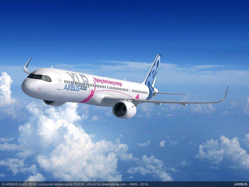 空中巴士宣佈推出A321XLR,為最暢銷的A320neo家族增加最新成員。A32...