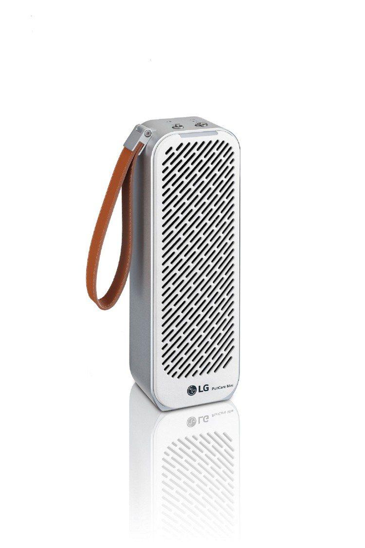 LG PuriCare Mini隨身淨空氣清淨機於神腦獨家上市,優惠價7,990...