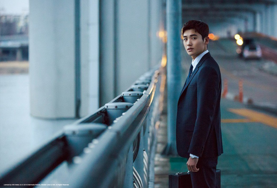 朴炯植在劇中飾演冒牌律師。圖/東森戲劇台提供