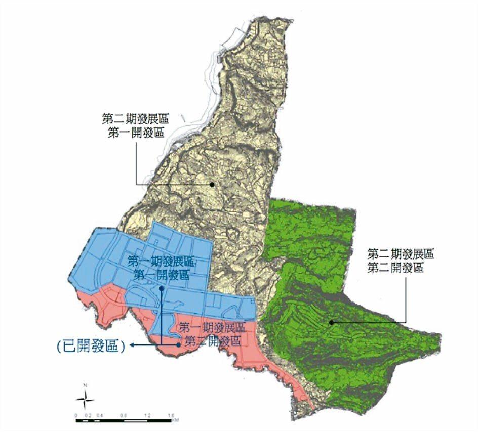 淡海新市鎮受限原本的土地及建築物使用管制辦法,不易新設工廠,法規鬆綁後可擴建廠房...