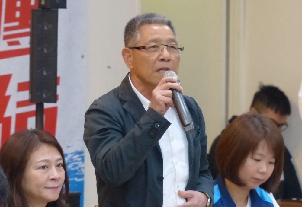 蕭景田。圖/聯合報系資料照片