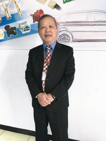 胡連董事長張子雄 記者蕭君暉/攝影