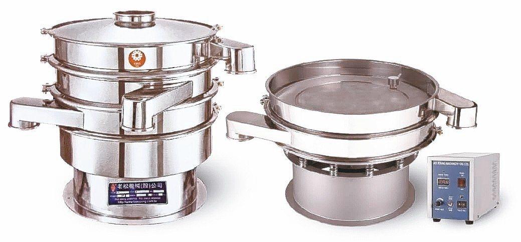 老松機械擁有專業製藥、食品多層式及超音波振篩機研發技術,榮獲台灣精品獎。 老松機...