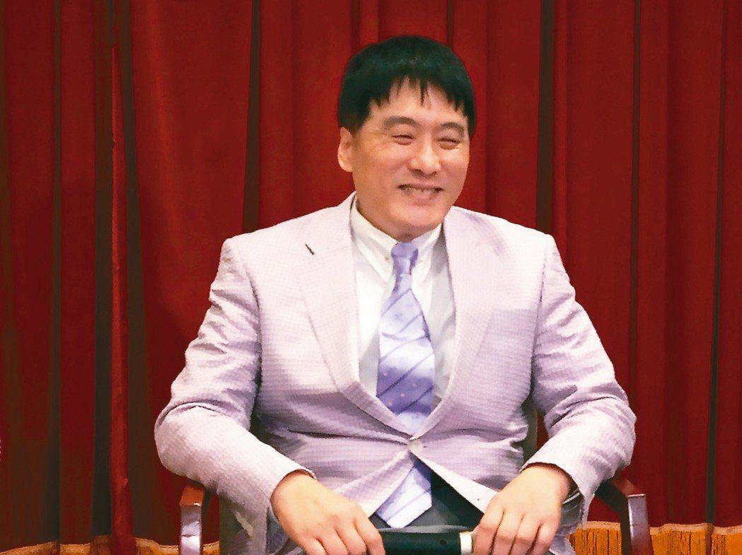 統一董事長羅智先主持股東會。 記者何秀玲/攝影