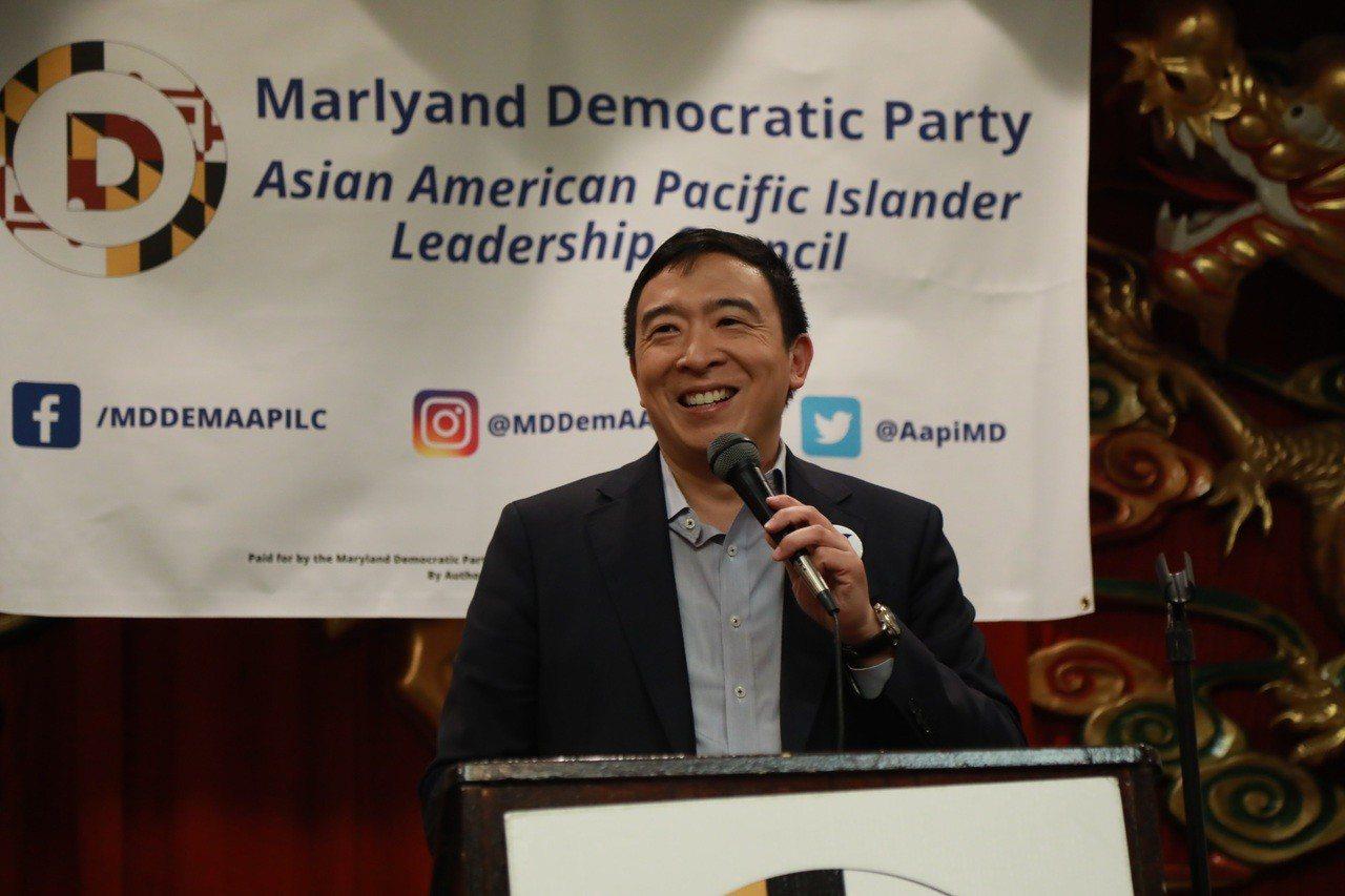 楊安澤18日在馬州出席亞太裔民主黨活動時表示,他對下周的民主黨初選首場辯論已做好...