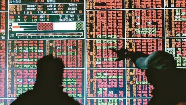 G20川習會有譜,台股今日順勢反彈。 報系資料照