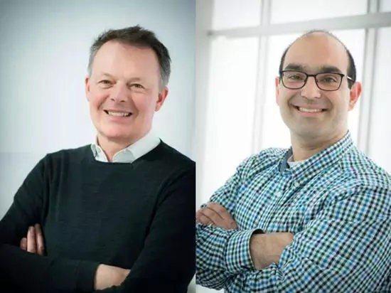 該研究的兩位通訊作者Bart Lambrecht教授和Savvas Savvid...