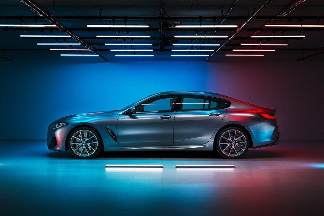 全新BMW 8 Series Gran Coupe (G16) 正式亮相。 摘自...