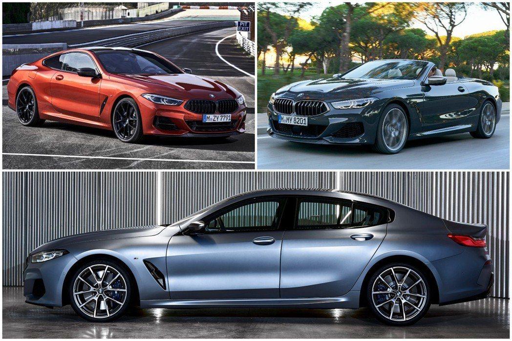 在去年六月獲得重生的BMW 8 Series,在短短一年多的時間裡,已經推出了C...